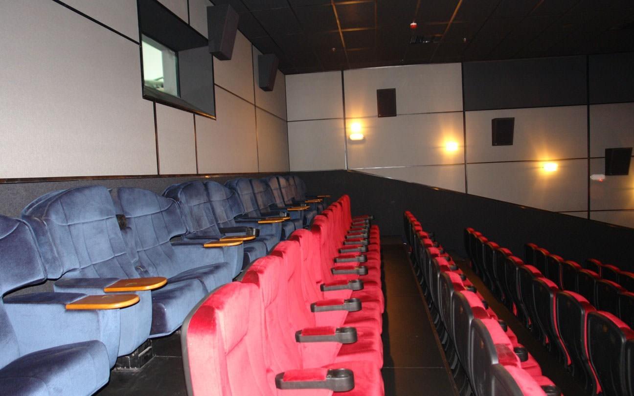 звукоизоляция кинотеатров