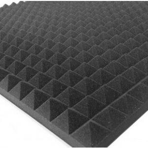 Пирамидальный акустический пенополиуретан