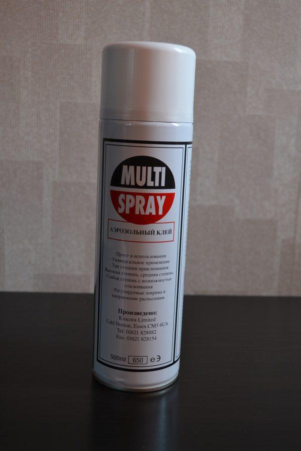 Клей Multi Spray