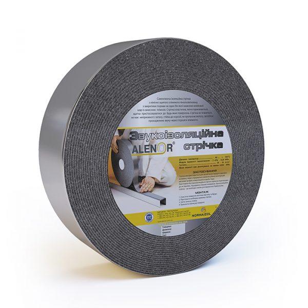 Лента звукоизоляционная Аленор (3мм*50мм*30м)